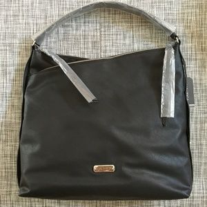 Nautica - Large Hobo Tote - Black NWT